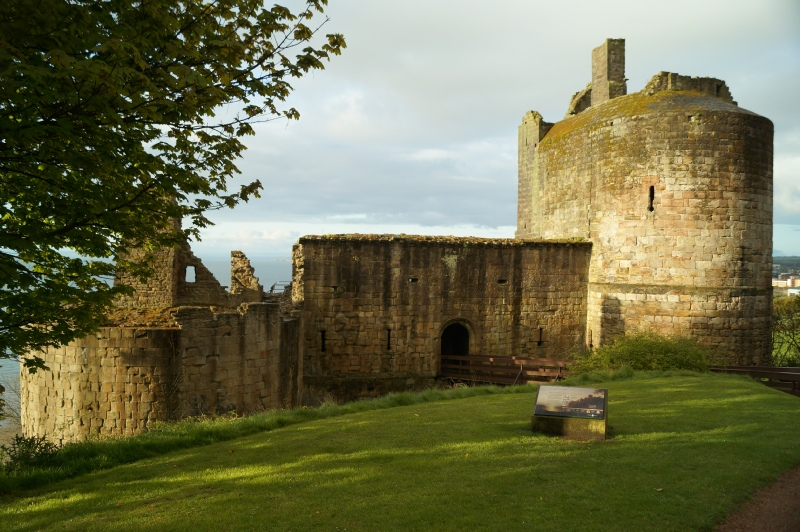 Ravenscraig Castle Perthshire Kinross Angus And Fife