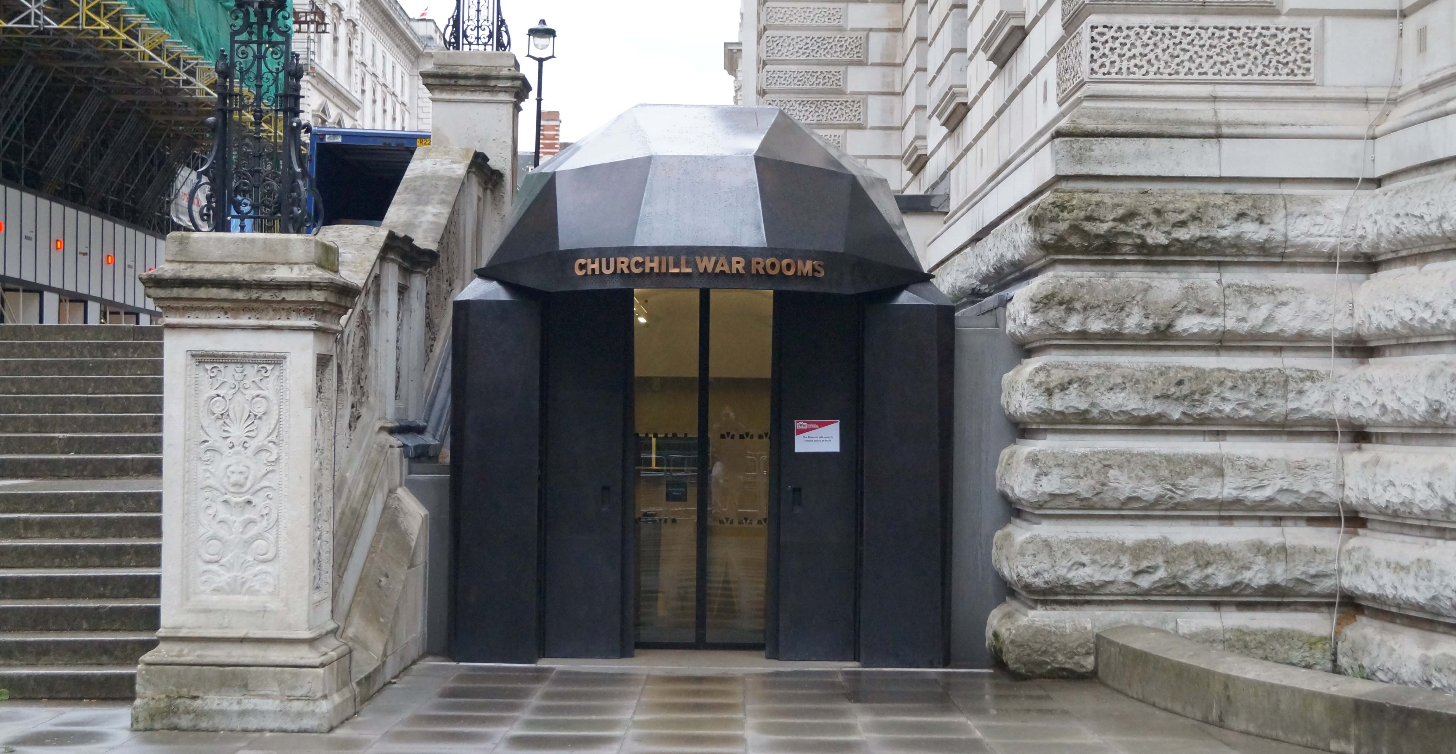 The Cabinet War Rooms London