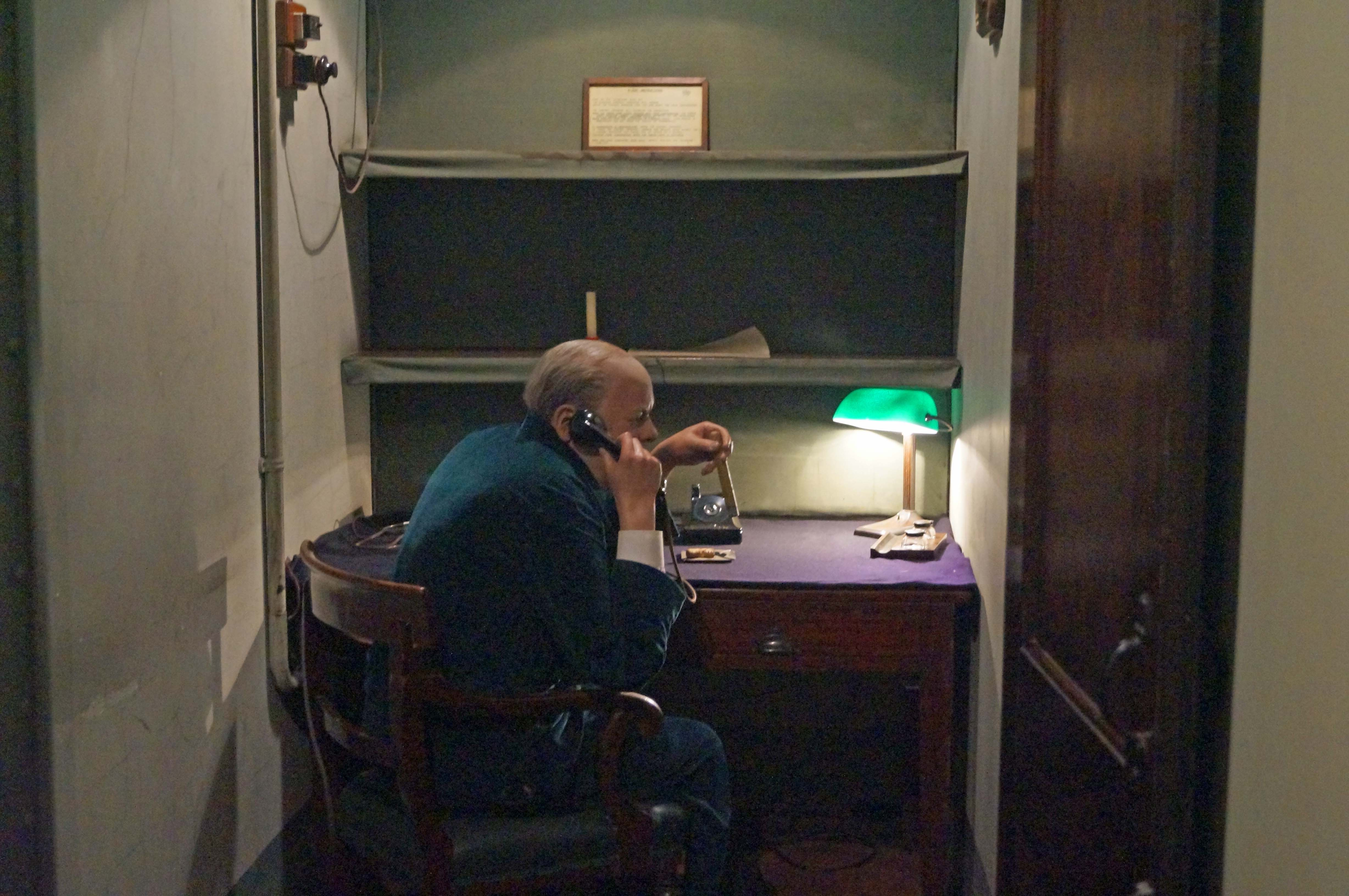 Surprising Cabinet War Rooms And The Churchill Museum Greater London Download Free Architecture Designs Embacsunscenecom