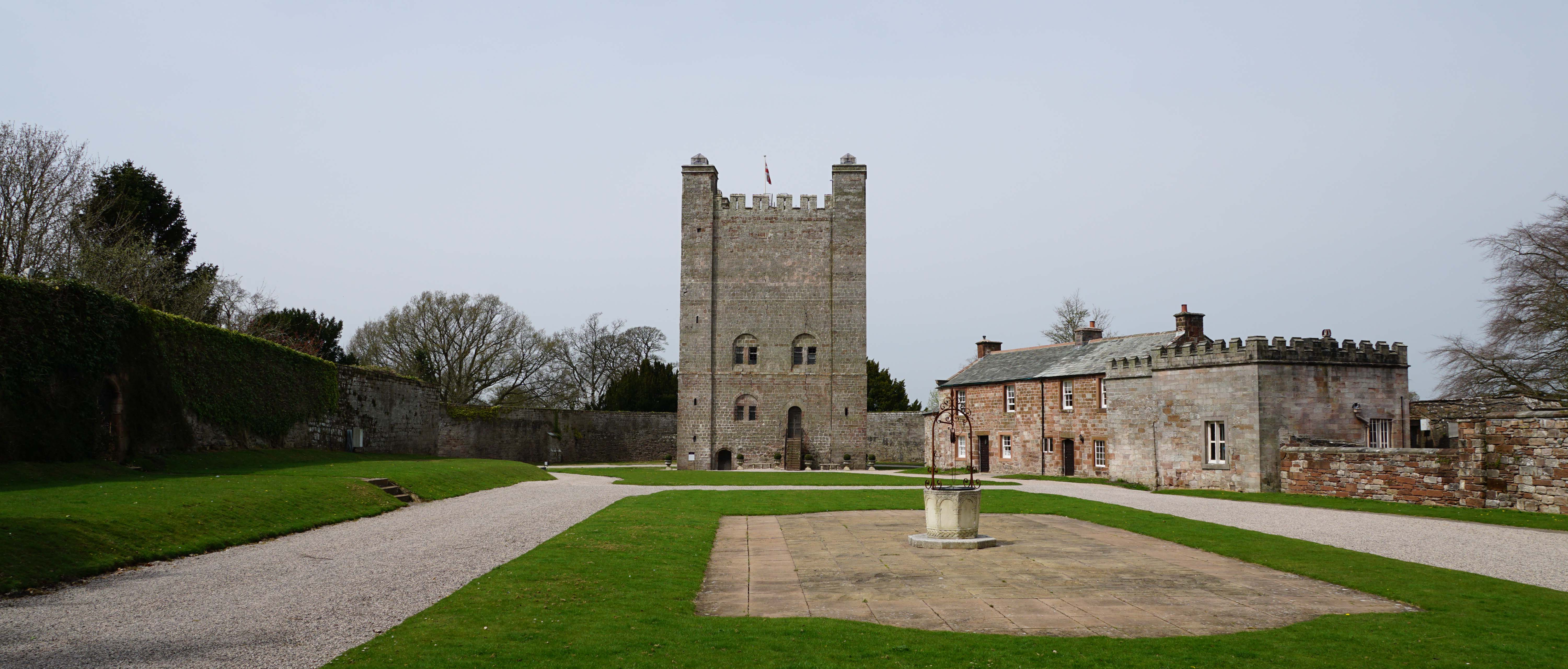 Appleby Castle Was Originally Raised As A Ringwork And Bailey Fortification In The Late Eleventh Century Stone Keep Added Few Decades Later
