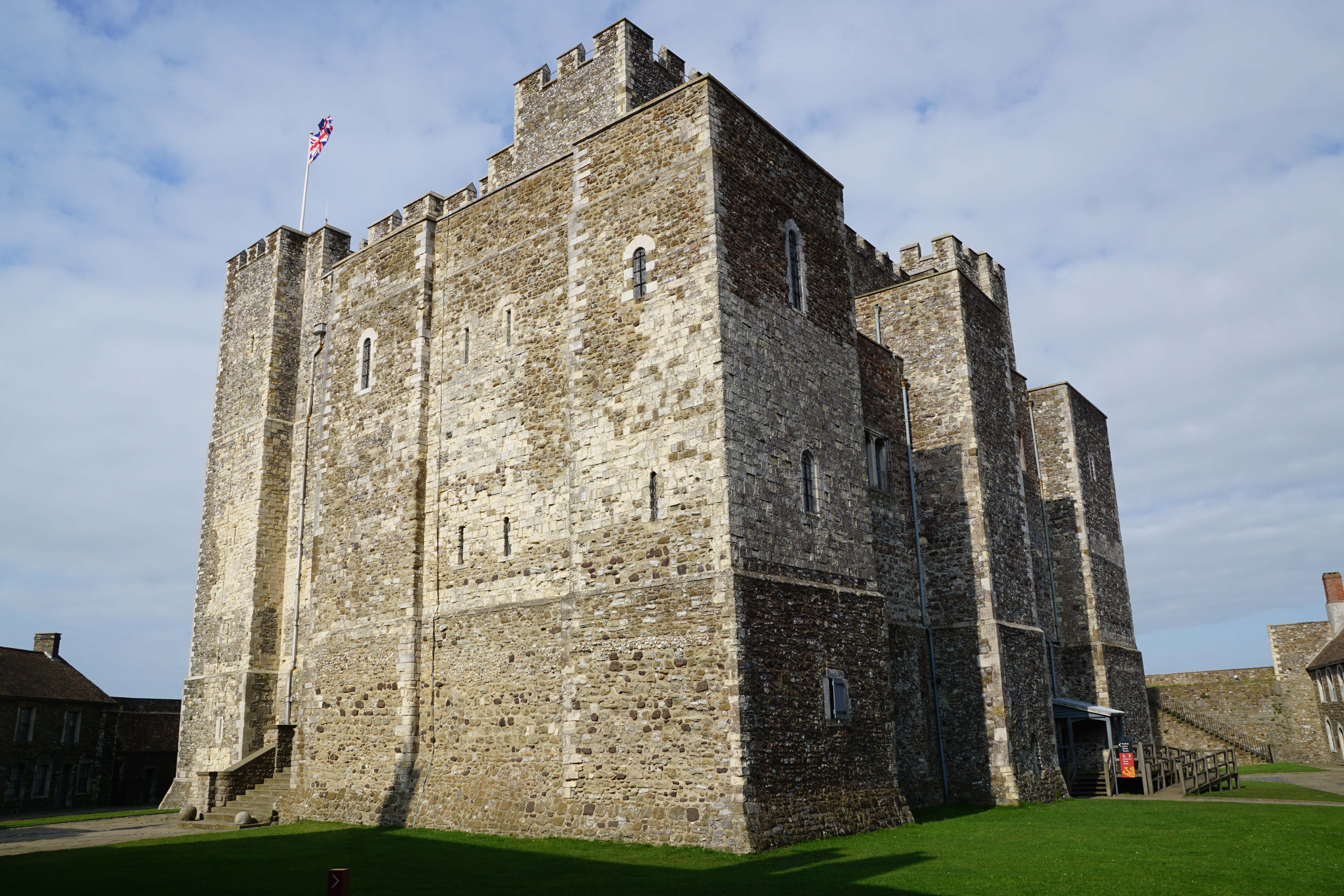 Dover Castle   South East   Castles, Forts and Battles