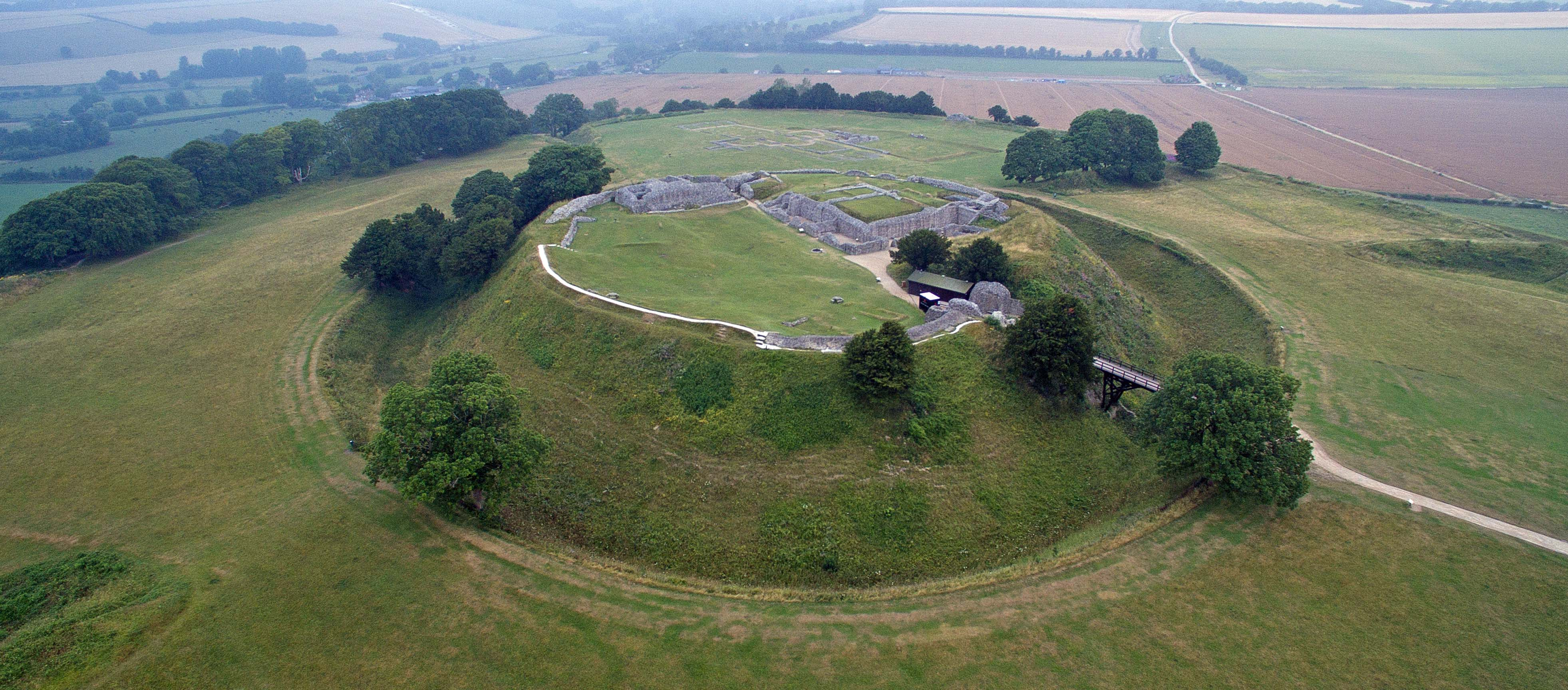 Old Sarum | South West | Castles, Forts and Battles