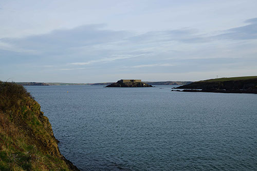 Thorn Island Fort South West Wales Castles Forts And