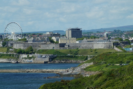 Plymouth Sound Defences