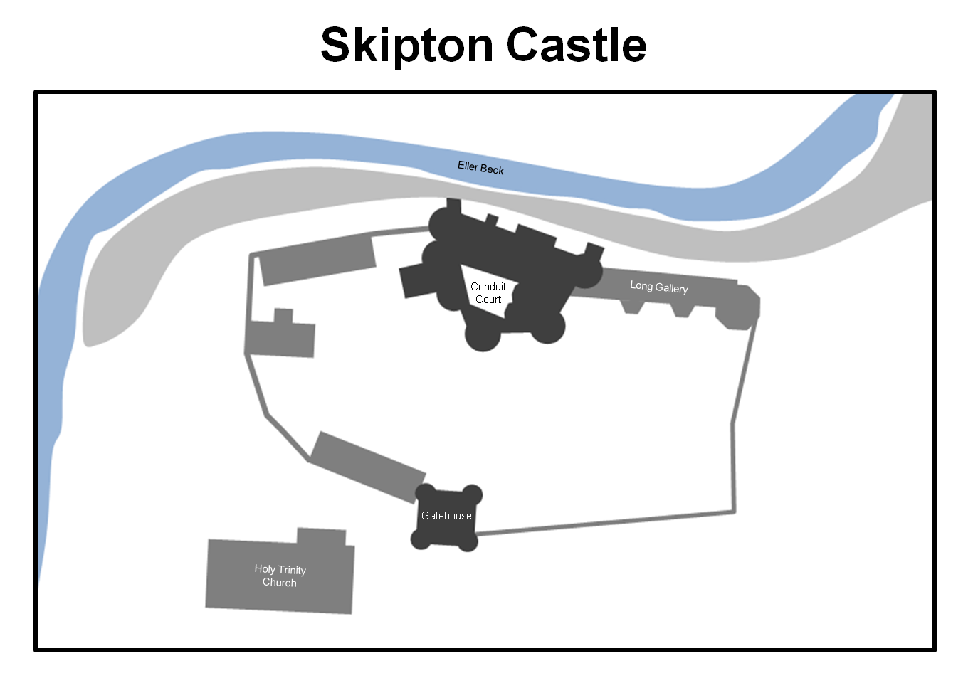 Skipton Castle | Yorkshire | Castles, Forts and Battles